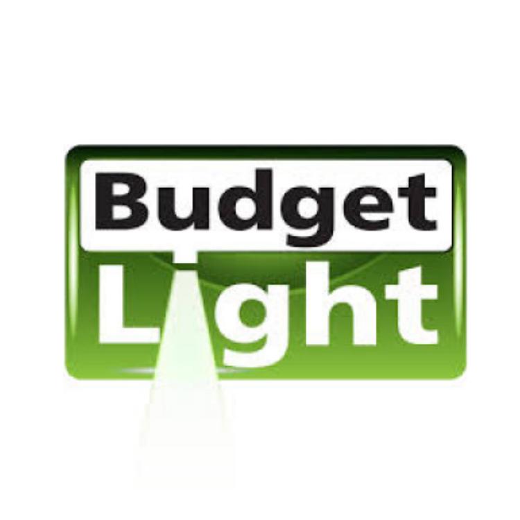 BudgetLight logo