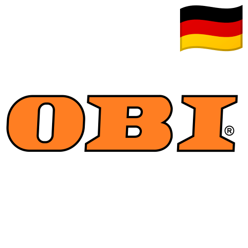 obi DE logo